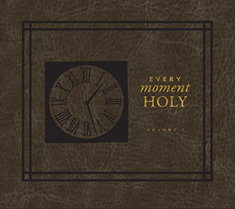 Every Moment Holy (Audiobook CD)