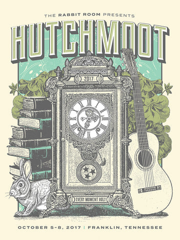 Hutchmoot 2017 Poster
