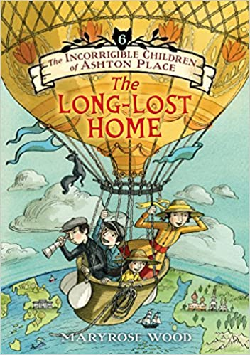 The Incorrigible Children of Ashton Place: The Long-Lost Home