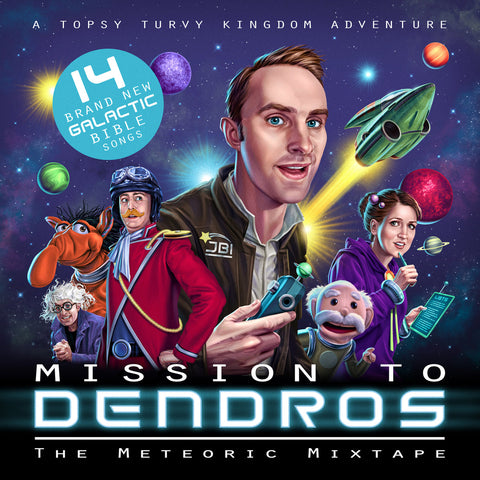 Mission To Dendros: The Meteoric Mixtape