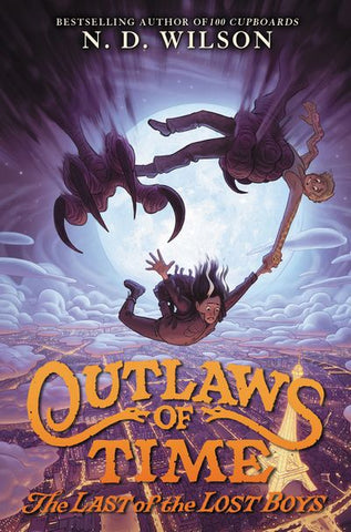 Outlaws of Time 3: The Last of the Lost Boys