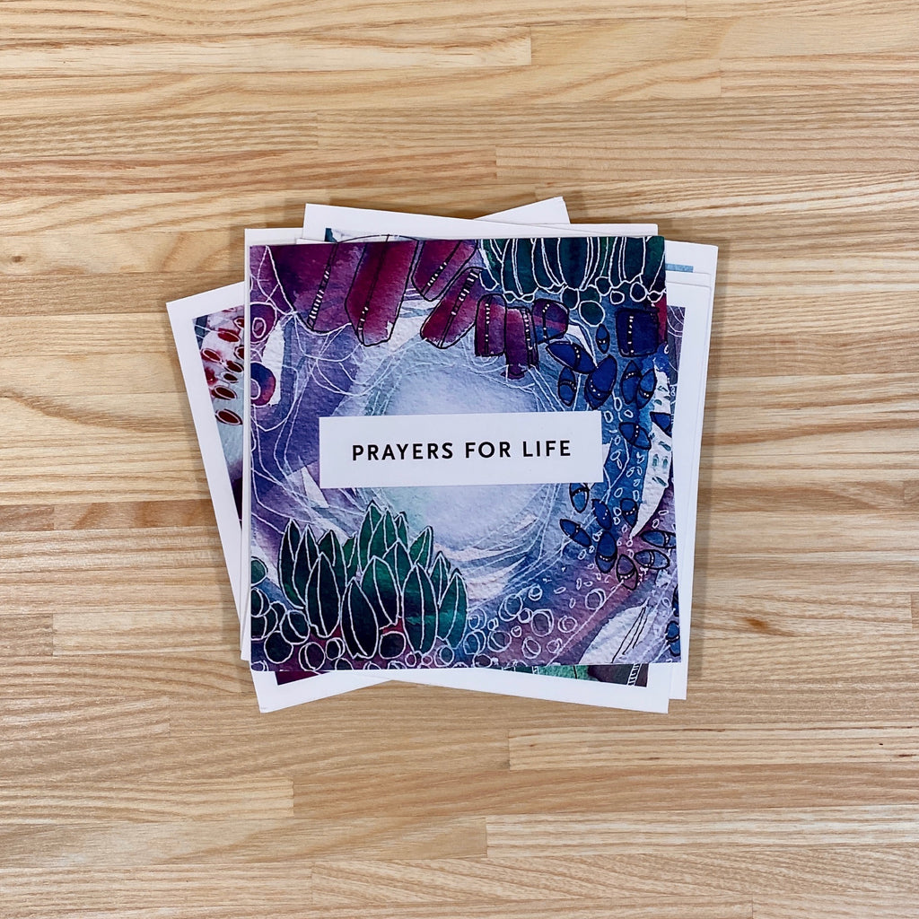 Prayers For Life Cards