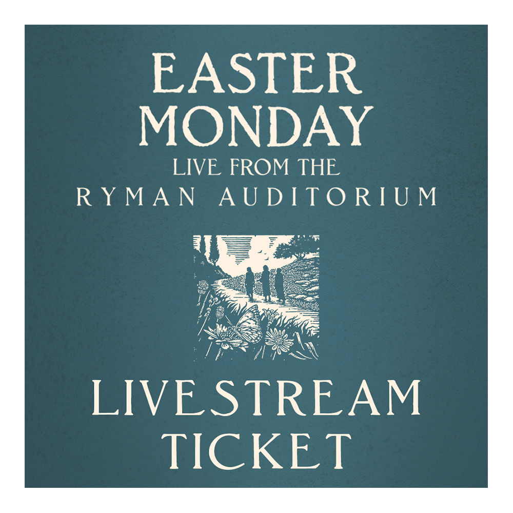 Easter Monday 2021 Livestream Ticket