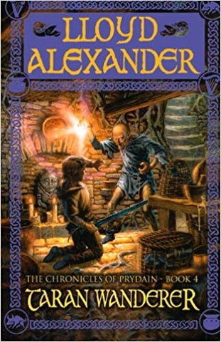 Taran Wanderer (The Chronicles of Prydain: Book 4)