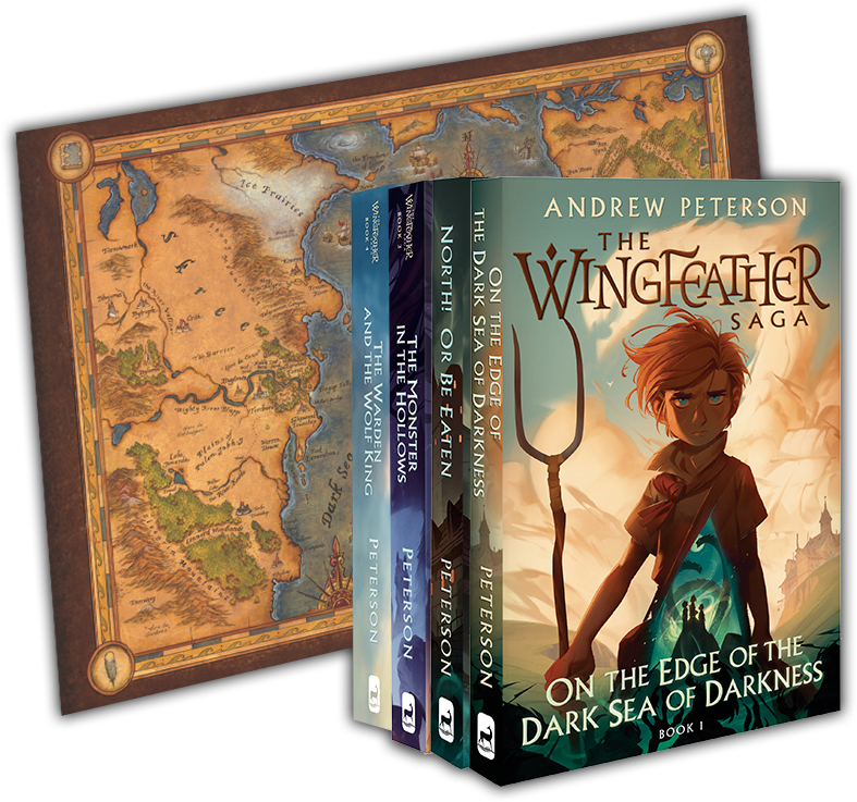 The Wingfeather Saga Bundle