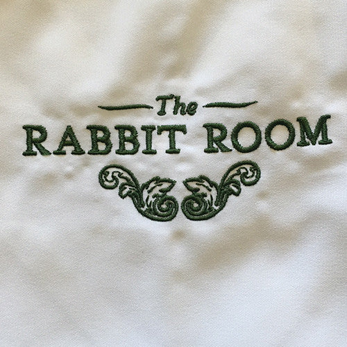 Rabbit Room Apron