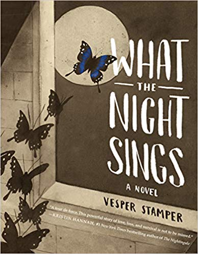 Scratched and Dented: What the Night Sings