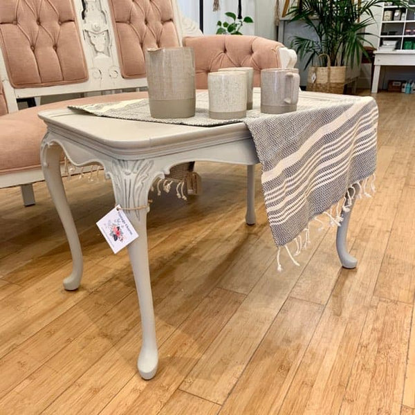 Soft Grey Coffee Table