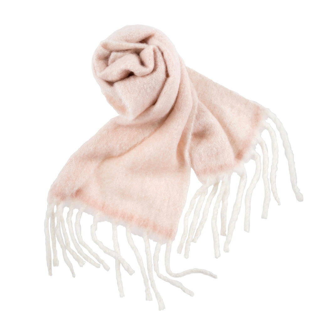 Fringed Blanket Scarf (2 Colours)