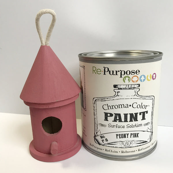 "Paint of the Month ""Peony Pink"""