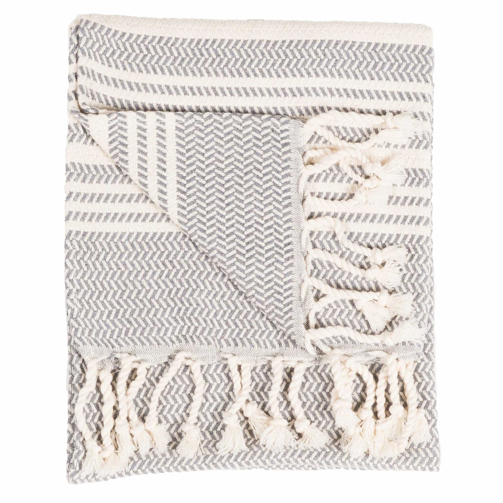 Hasir Hand Towel - Ast. colours