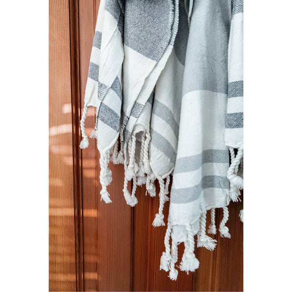 Classic Turkish Hand Towel (2 Colours)