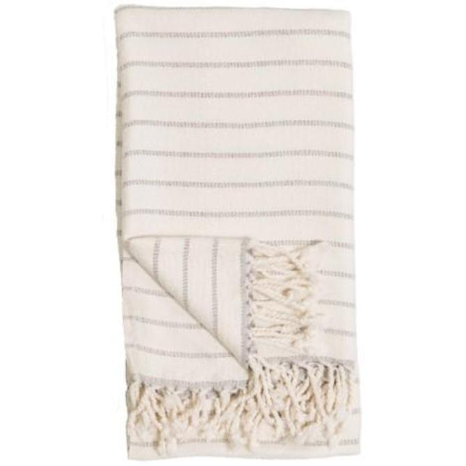 Bamboo Striped Turkish Towel (2 Styles)