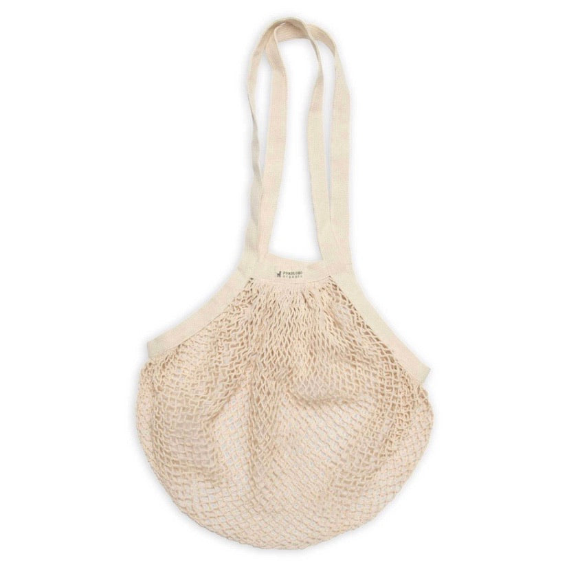 Organic Net Eco Bag (3 Colours)