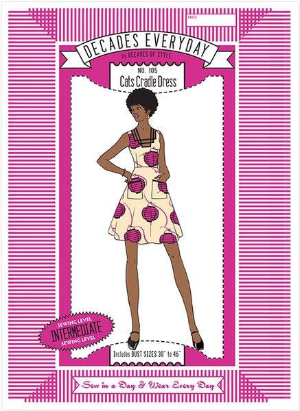 Pattern ~ Cats Cradle Dress