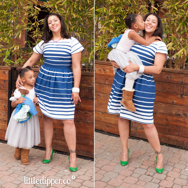Dress Kit ~ Preston Stripe