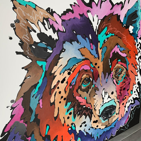 Prismatic Grizzly