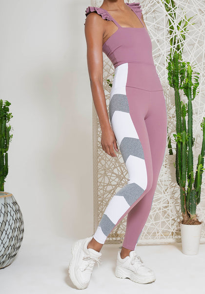 Arrow Legging Flan de Uva
