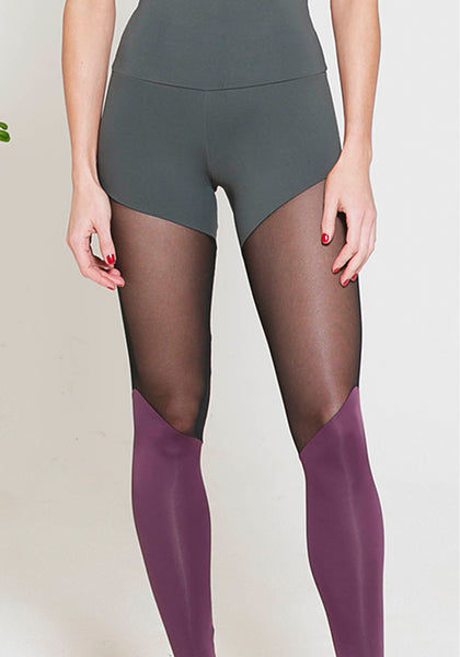 Christi Legging Purple