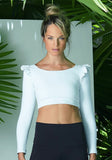 Kaia Top White