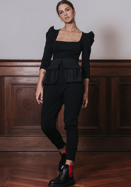 New Alanna Jumpsuit Black