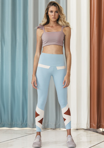 Olivia Legging Light Blue