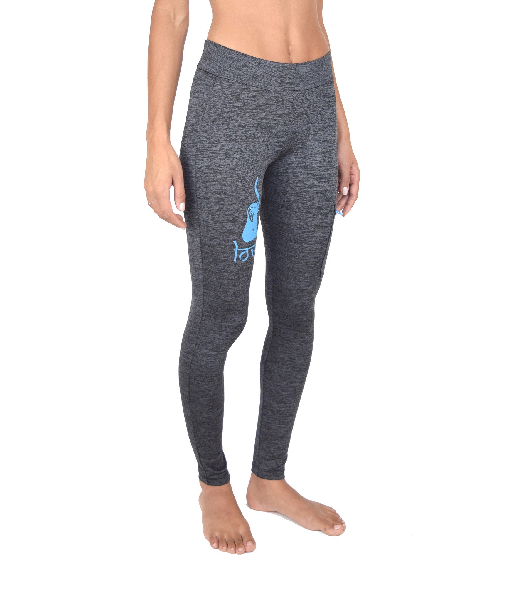 Rock Climbing Apparel Climbing Tights with Pocket