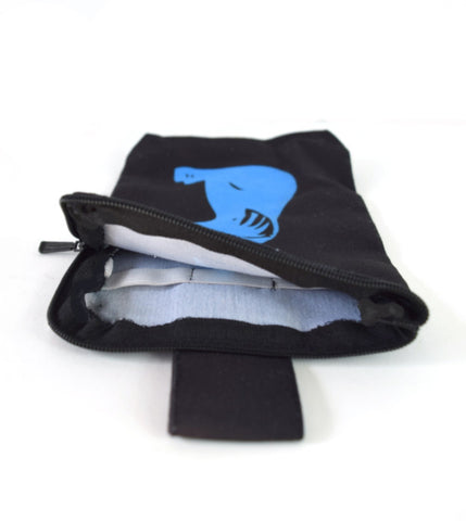 Elephant Zipper Pocket for Cellphone + Climbing Essentials