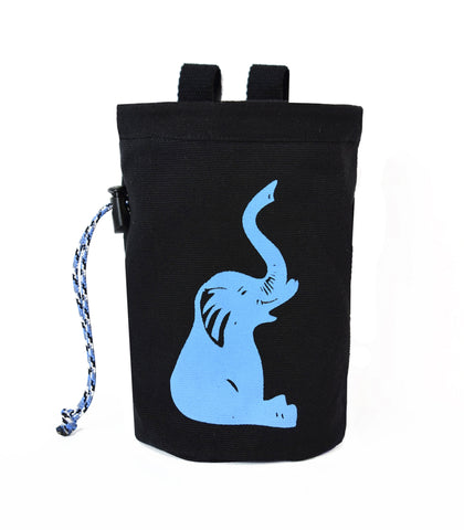 elephant chalk bag