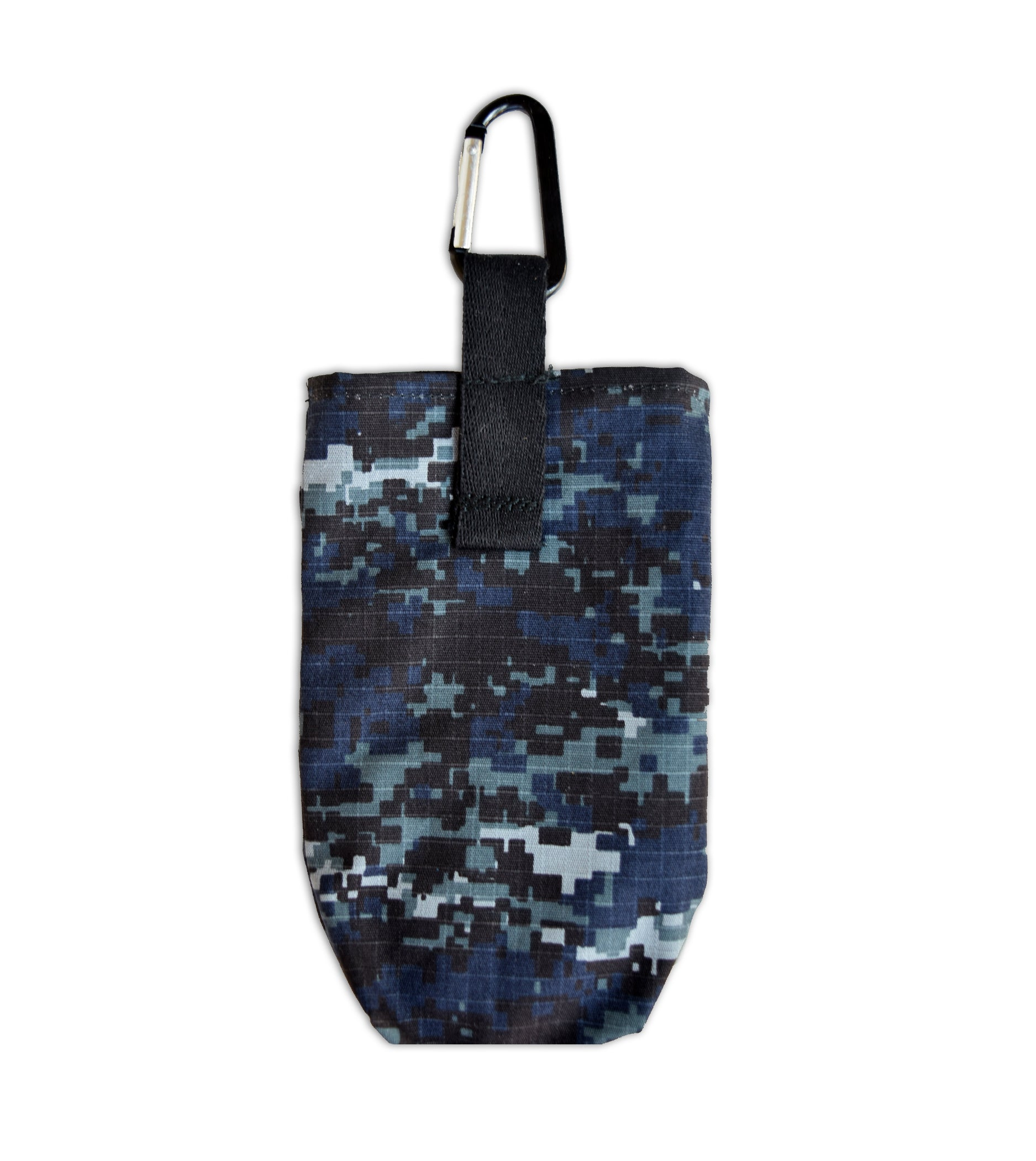 Blue Camo Collab With Lauren Rae Levy Cell Phone Bag for Climbing
