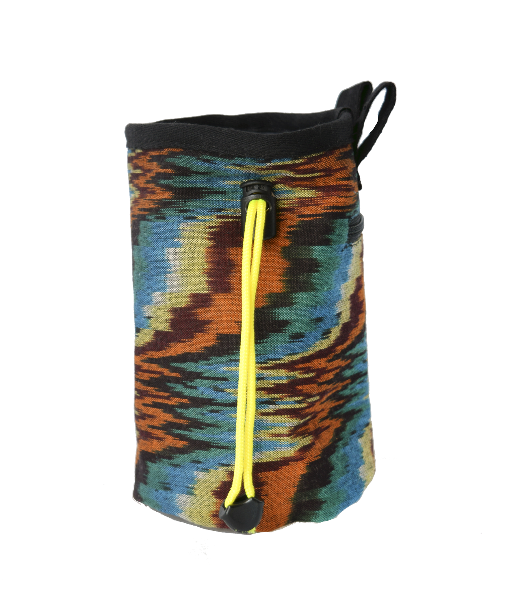 Desert Ikat Chalk Bag with Belt