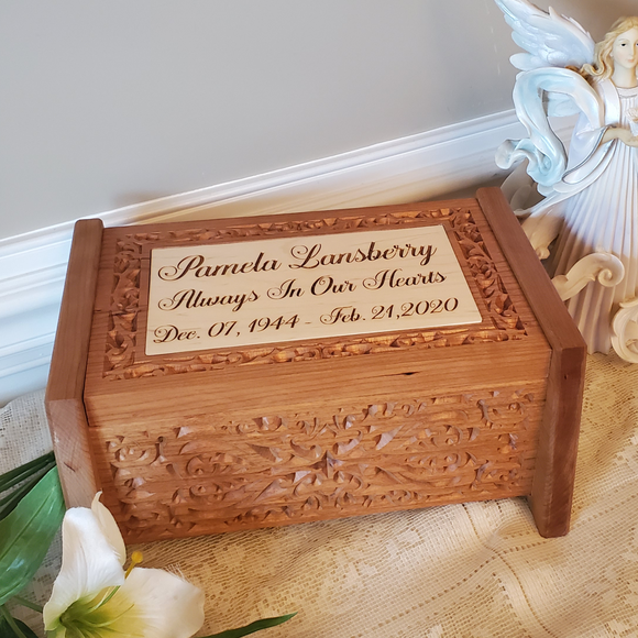 unique cremation urn