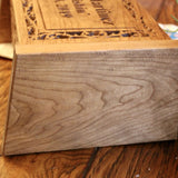 wood box for human ashes