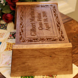 personalized urn