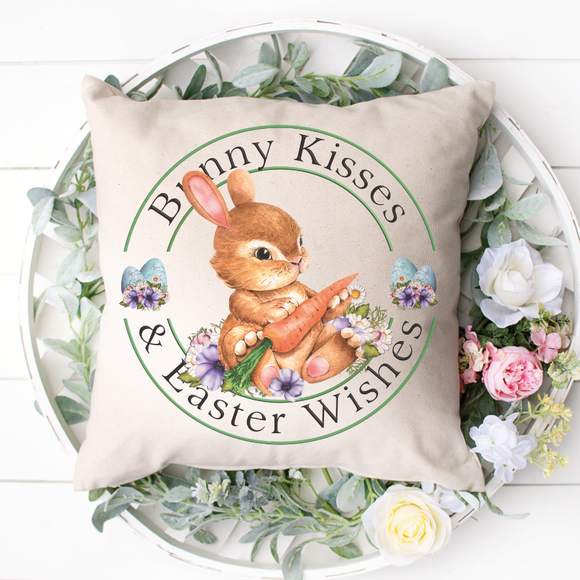Easter Pillow, Easter Decor, Spring Decor, Springtime Gift