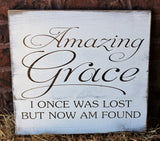 amazing grace i once was lost but now am found