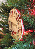 firefighter ornament