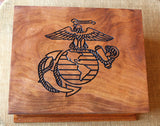 military letter box