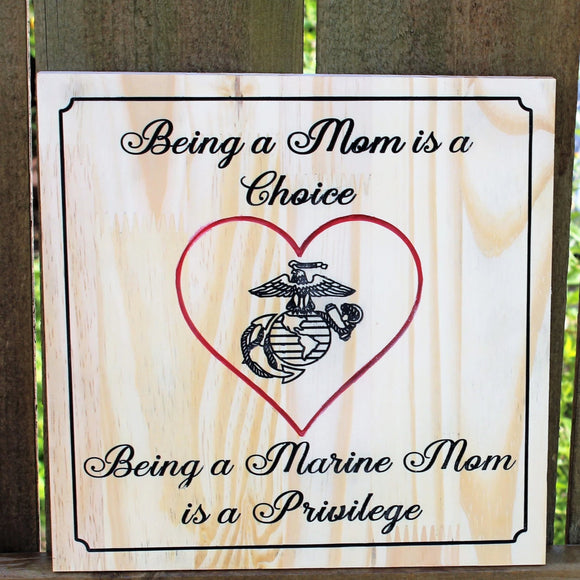mother of marine
