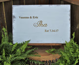 Wedding Guest Book Alternative - Wedding Guestbook Alternative Wood - Carved