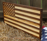 carved flag
