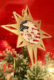 military tree topper