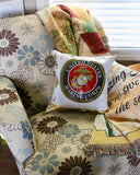 Military Pillow Cover