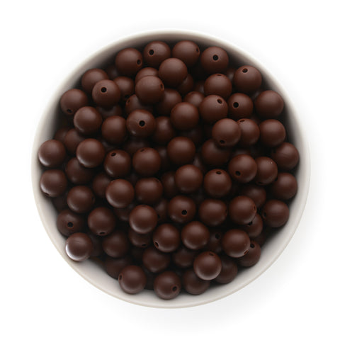 12mm Chocolate Brown