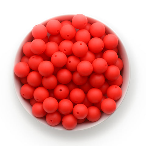 15mm Bright Red