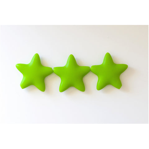 Smooth Star Chartreuse Green - Canadian DIY Supply - 1