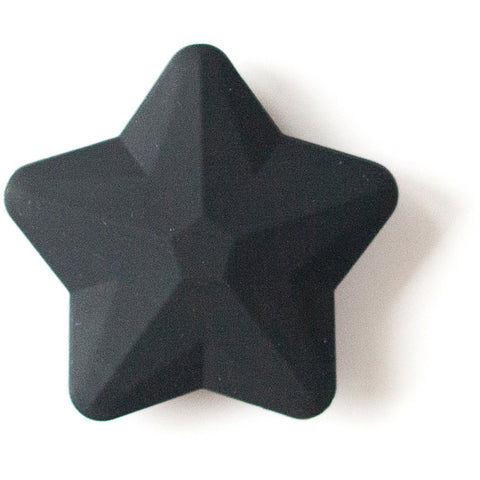 Star Faceted Black - Canadian DIY Supply