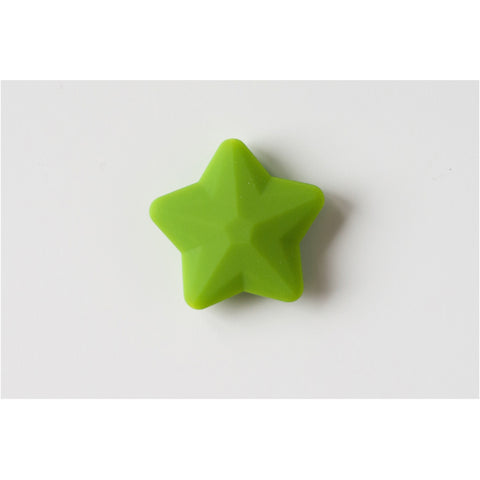 Star Faceted Chartreuse Green - Canadian DIY Supply