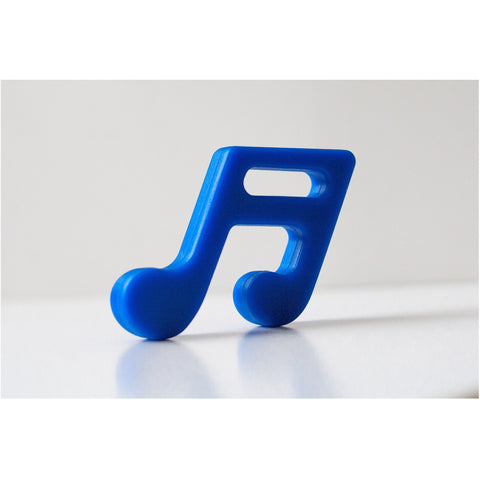 Music Note Blue - Canadian DIY Supply - 1