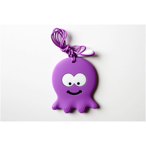 Octopus Teether Lavender - Canadian DIY Supply